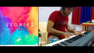 Avicii - Sunset Jesus (Piano Cover) | Sachin Sen