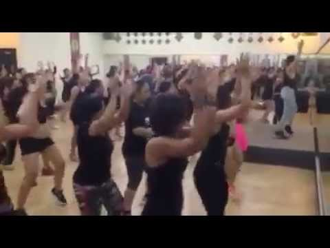 ZUMBA - TIPPIE TOE (BlackPart) with me