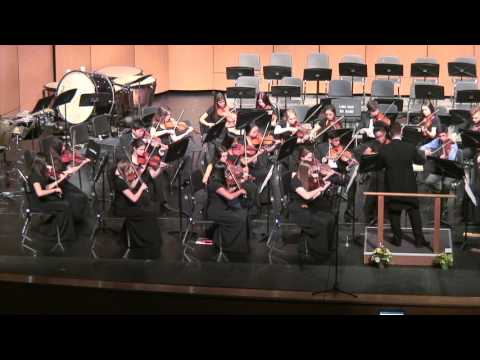 Linn-Mar Spring Orchestra Concert 2016 - Philharmonic Orchestra