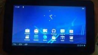 Видео обзор планшета Тріо Stealth7 G2/Video review of the tablet Trіo Stealth7 G2
