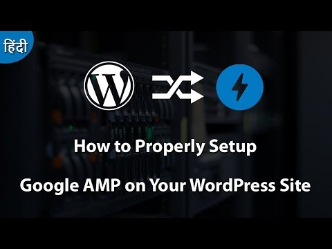[Fast Ranking] How to Properly Setup Google AMP on Your WordPress Site 2018 - 동영상