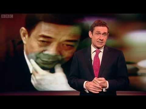 Bo Xilai drama - bbc newsnight 11 April 2012