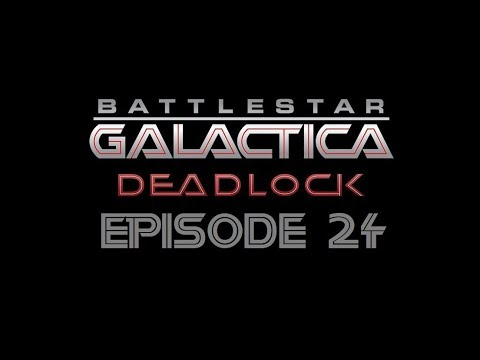 Battlestar Galactica Deadlock #24 more fleets are being dispatched