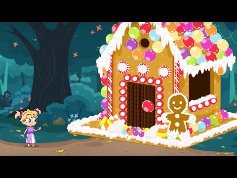 Gingerbread House Mystery 🏰 Kiddyzuzaa Land Season 2: Episode 6