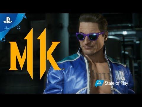 Mortal Kombat 11 – Old Skool Vs. New Skool Trailer | PS4