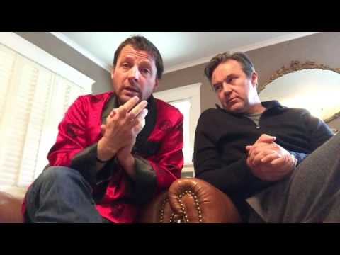 Tim Guinee's Acting Masterclass, 25  with Agent Carter's Currie Graham
