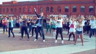 Gangnam Style Flash Mob Poland