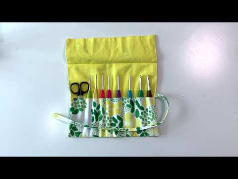 Roll Pouch ロール Video Tutorial Trailer from YouTube · Duration:  1 minutes 2 seconds