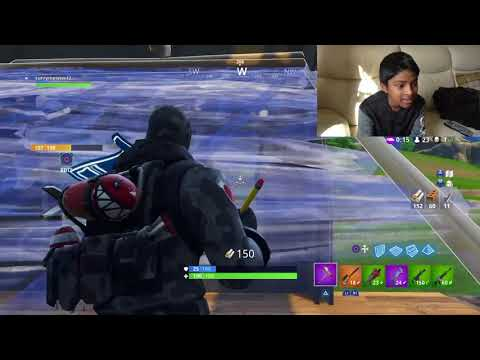 Fortnite Noob Gameplay