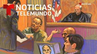 Audio completo entre El Chapo y las FARC | Noticias Telemundo
