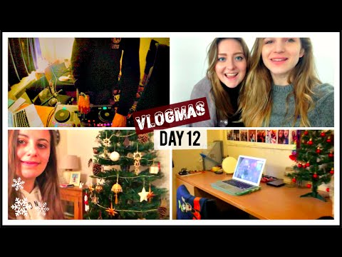 Vlogmas Day 12   DJing, Cooking, Chatting & Essay Writing   Alarah from YouTube · Duration:  21 minutes 50 seconds