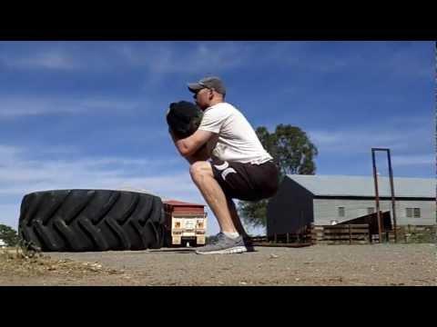 Farm workout