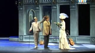 Театр драмы открыл двести десятый сезон