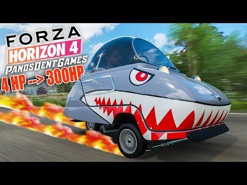 ΤΟ ΑΥΤΟΚΙΝΗΤΟ ΠΟΥ ΚΥΡΙΟΛΕΚΤΙΚΑ ΔΕΝ ΕΛΕΓΧΕΤΑΙ | Forza Horizon 4 Full Game thumbnail