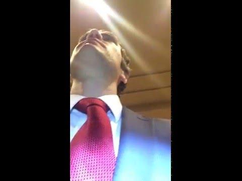 Koch lobbyist Mike Morgan invites Greenpeace to join ALEC