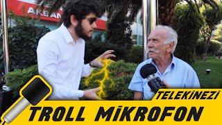 Troll Mikrofon - Sigara | Sokak Röportajı