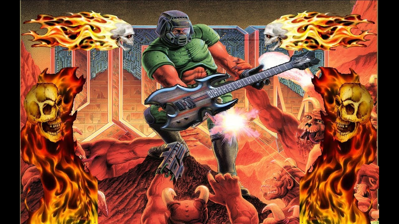 Ultimate Doom Soundtrack Metal Version Level 12 2 Underhalls