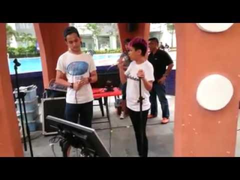 STACY & AKIM (Duet Bukan Dia Tapi Aku) -Team SGS