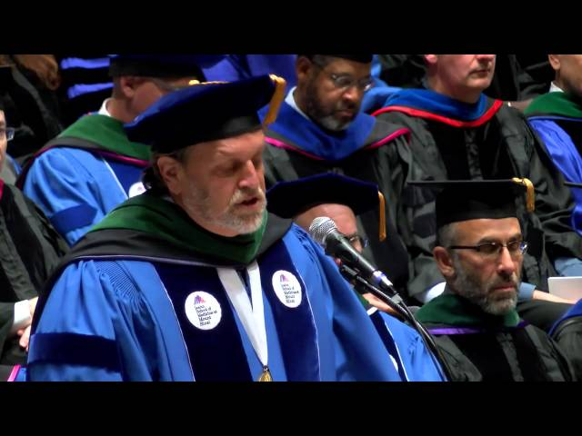 Commencement Address 2014 — Dean Dennis S. Charney, MD