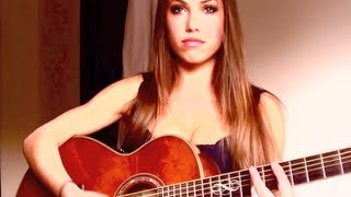 Get Lucky - Daft Punk ft. Pharrell Williams & Nile Rodgers (cover) Jess Greenberg thumbnail