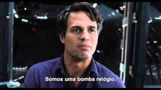 Os Vingadores -   Trailer 2 Legendado [PT]