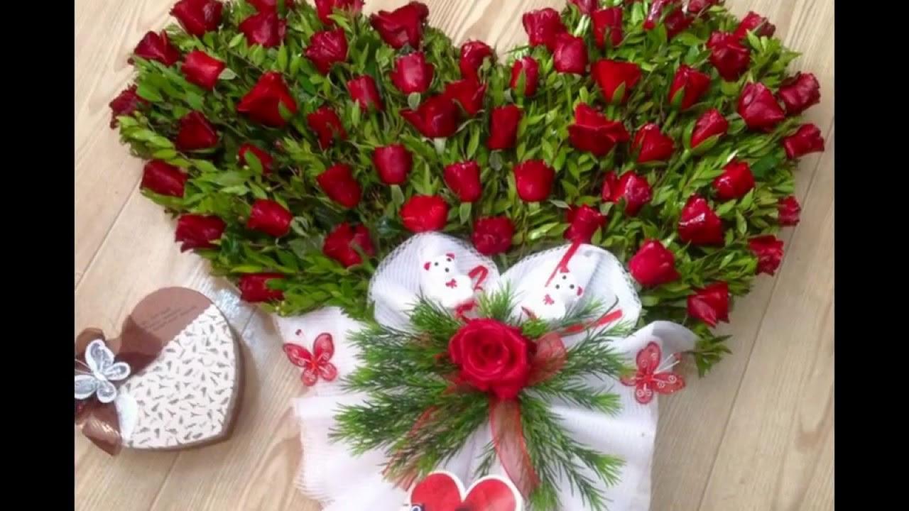 Pembe Güllerden Buket Çiçek Dizaynı  | Çiçek Filosu