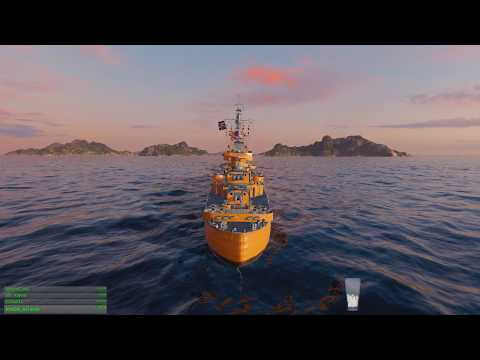 World of warships - CHAT MADE ME PLAY THIS OMG