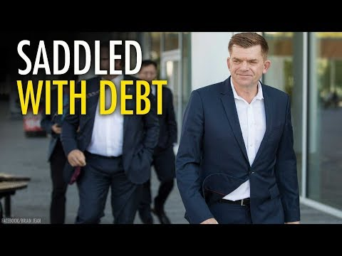 Brian Jean brings $322K Wildrose debt into newly united party