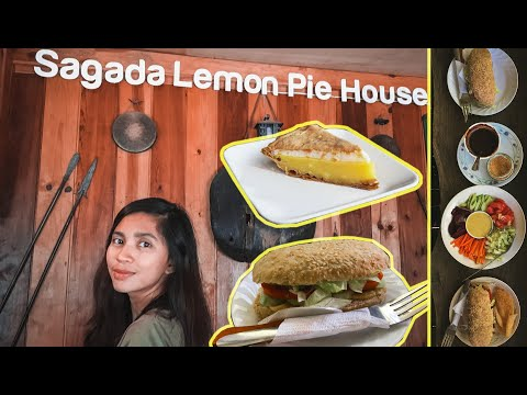 Food Hunting in SAGADA PH (Restaurants vlog 2) 2017
