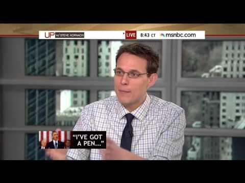 Amanda Terkel on MSNBC's Up with Steve Kornacki (1/26/14)