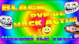 Minecraft PvP Huzuni Hack İle Eren'i Trolledim :D (EFSANE ŞAKA OLDU)