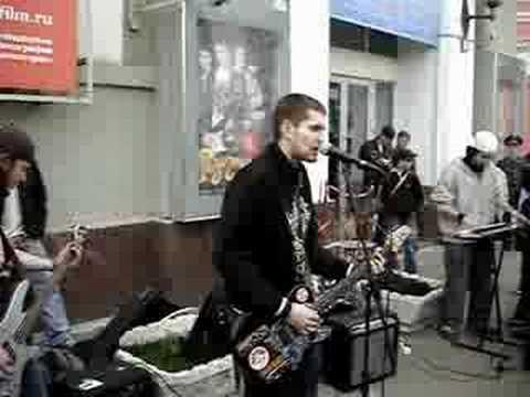Noize MC - 09 Жизнь без наркотиков (Arbat, 01.06.2008)