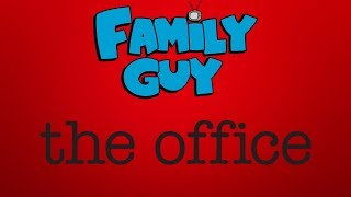 The Office References in Family Guy