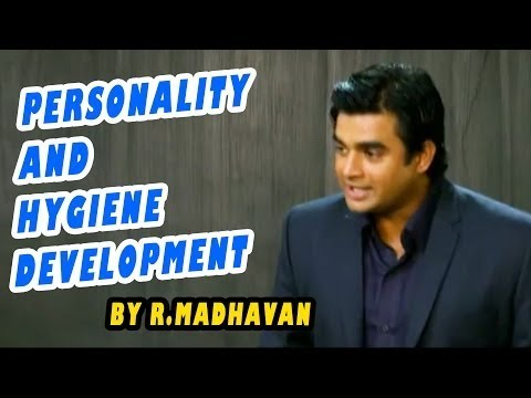 Download R Madhavan's mantra to become a stylish personality   Motivational   Health   Hygiene