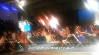 Caribbean Fashion Week 2014,14th June: Fashion show 11  Denise Katz from Jamaica Thumbnail