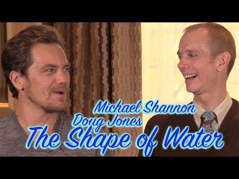 DP30: The Shape of Water, Michael Shannon, Doug Jones