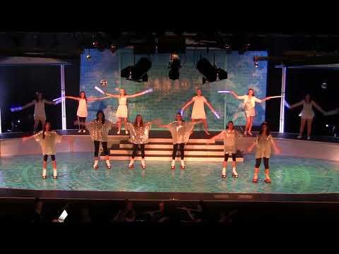 one last dance in the last song of my last musical in high school- WOOHOO XANADU