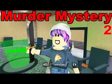 Roblox / Murder Mystery 2 / Audrey Done It! / Gamer Chad Plays