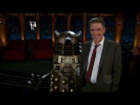Late Late Show with Craig Ferguson 11/15/2010 Dennis Miller, Bianca Kajlich