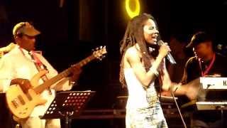 Jah9 with We The People 2013 ReggaeJam/Ger