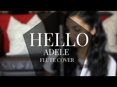 Hello  Adele Flute