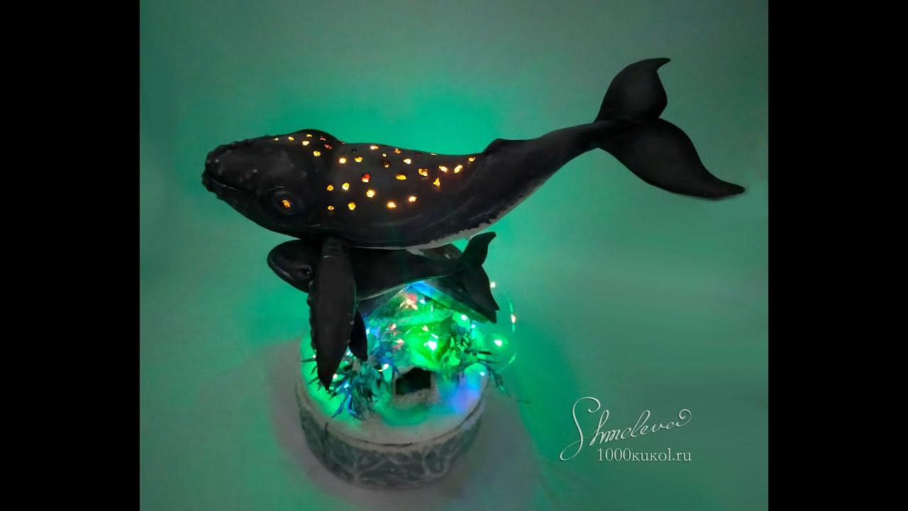 Фоамиран! Презентация МК  Звездный кит  фом арт