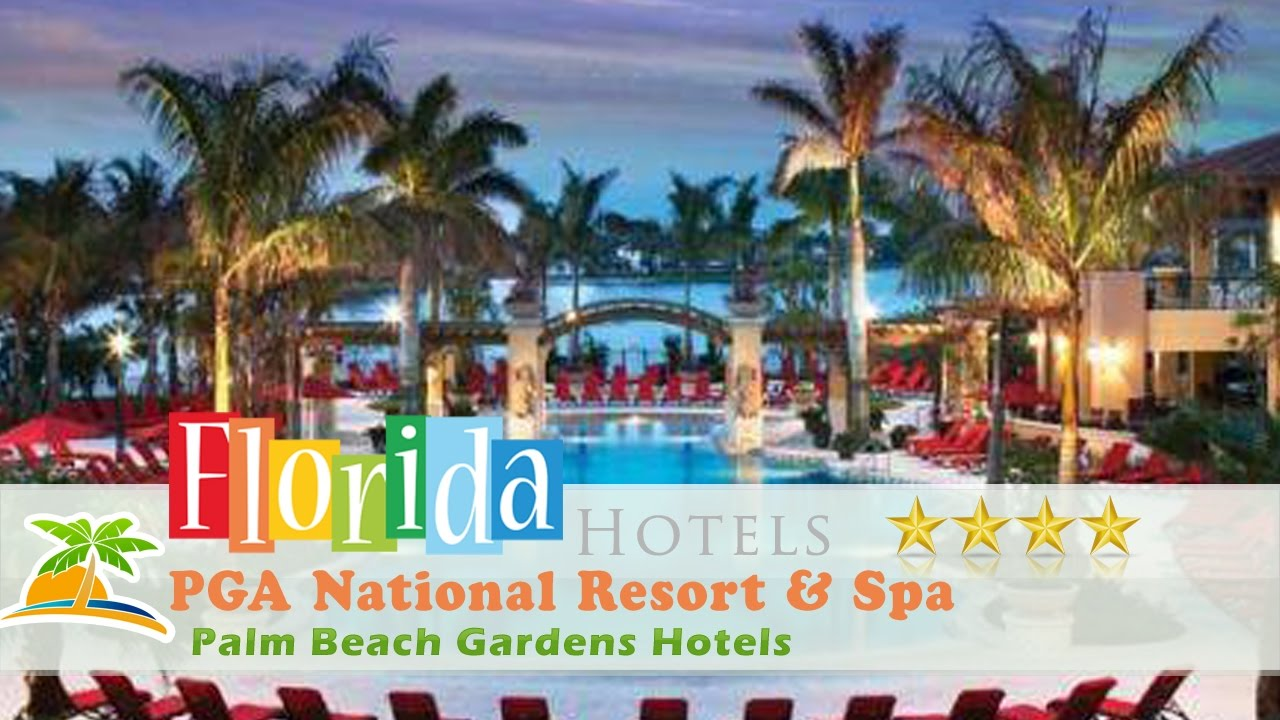 Pga National Resort Spa Palm Beach Gardens Hotels Florida Youtube