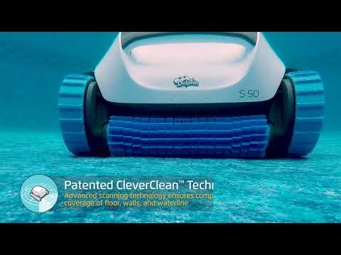 Dolphin S50 Above Ground Pool Vacuum