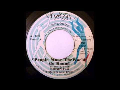 CHOSEN FEW - People Make The World Go Round [1972]
