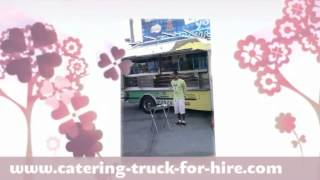 Catering Trucks for Rent Nationwide for brand name advertising, marketing activations and promos
