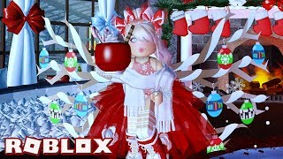 🎄 Christmas Party & Challenge! Roblox: Royale🏰High