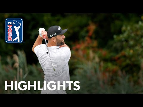 Highlights | Round 2 | THE NORTHERN TRUST | 2021
