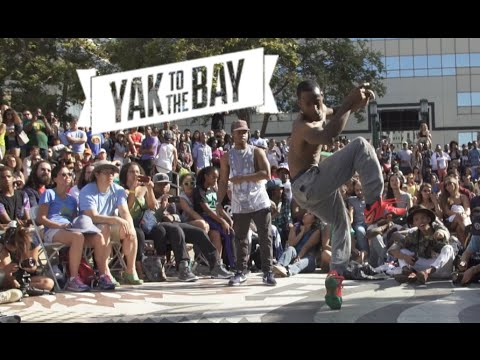KROW vs Dr TREY Final Battle YAK to the BAY | Oakland ART+SOUL 2015