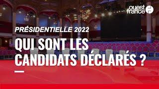 Présidentielle 2022. Qui sont les candidats sur la ligne de départ ?